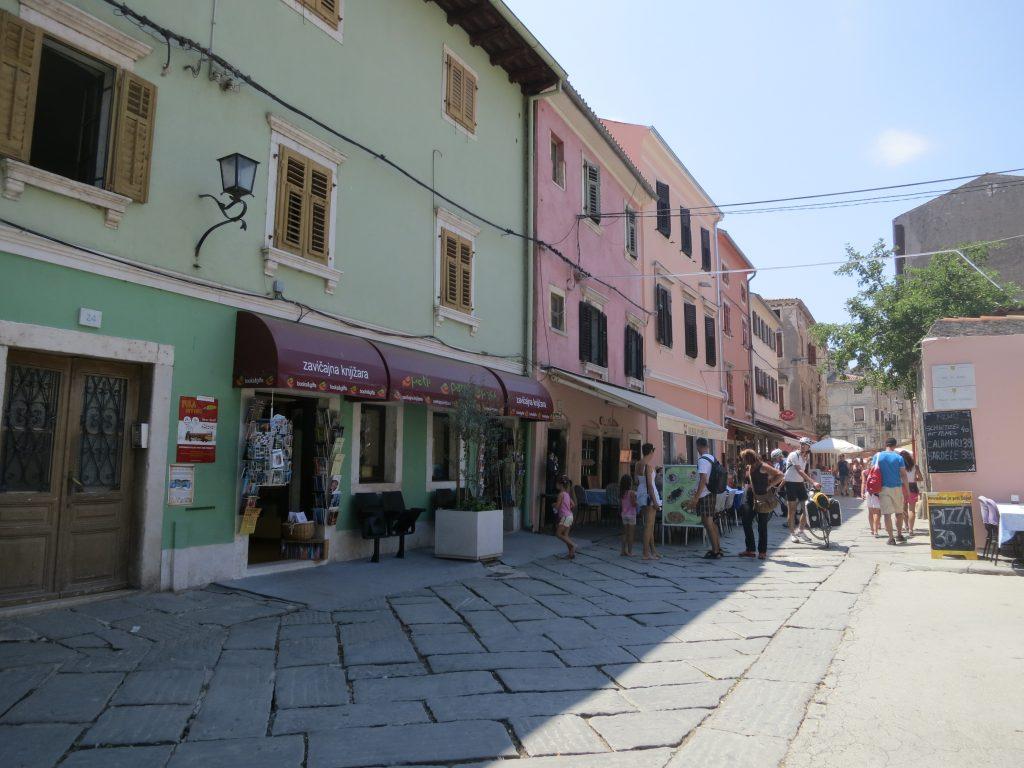 Pula Croatia Streets Streets of Pula