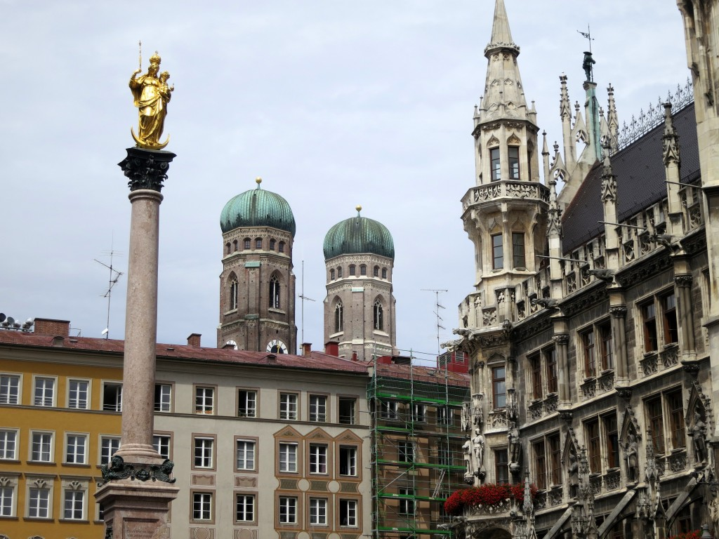 Marketplatz germany