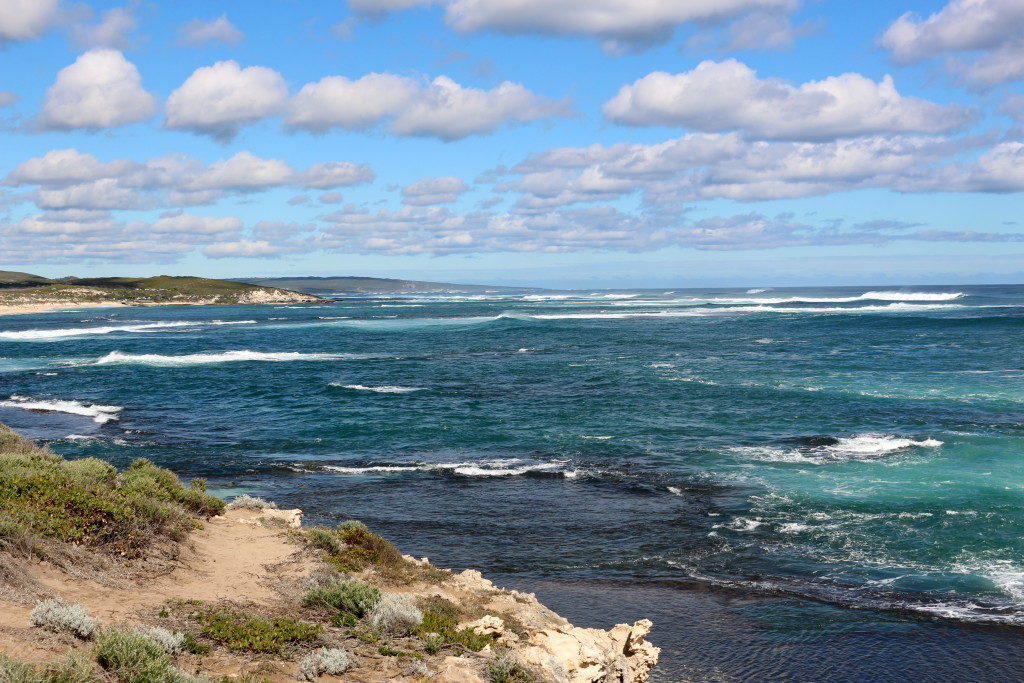 Clouds in Margaret River