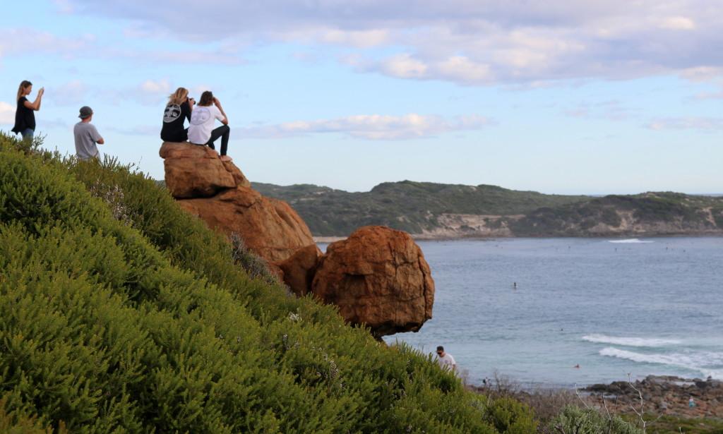 Rock Spotting