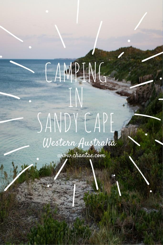 Sandy Cape, Western Australia