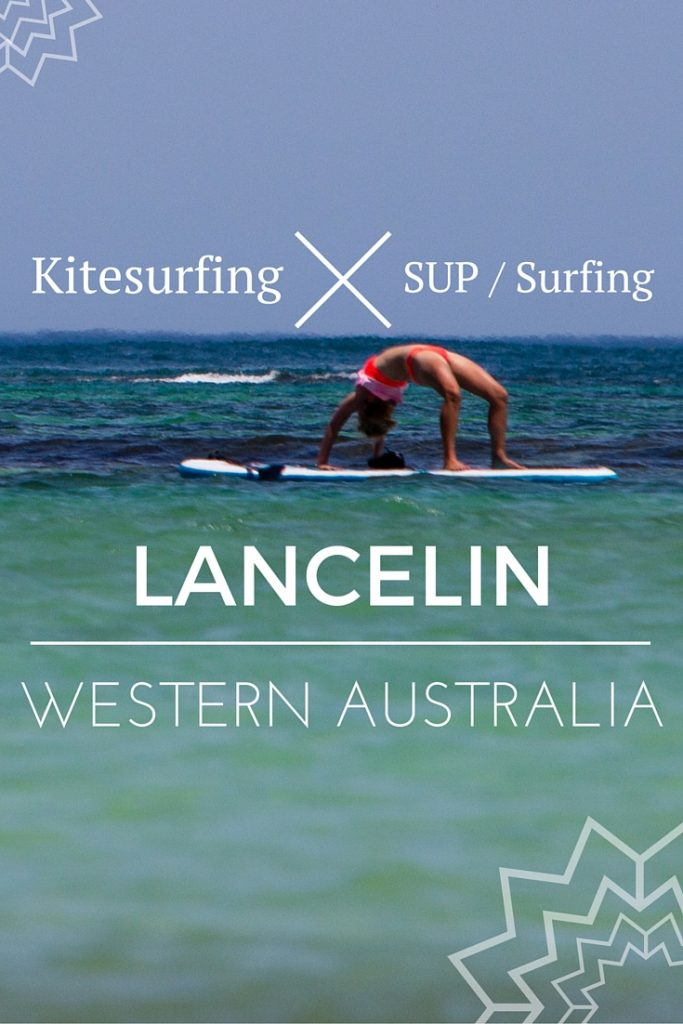 Where to camp, surf, and kitesurf in Lancelin, Western Australia