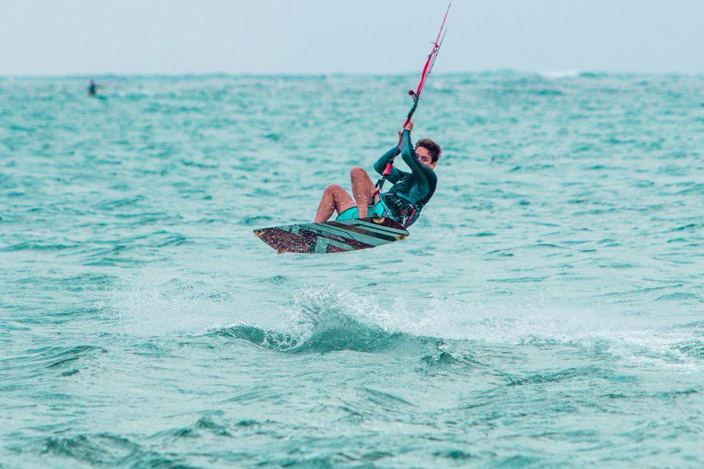 Cornations Adventure Kiting WA Moritz Jumping