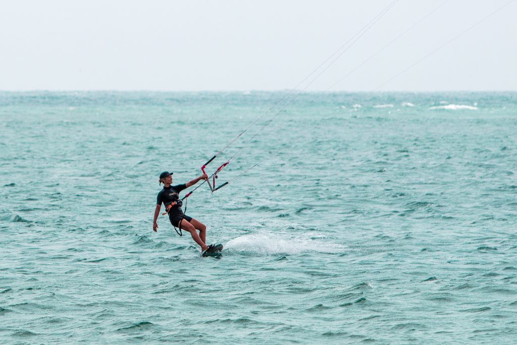 Coronations Martina Kitesurfing Adventure Kiting WA