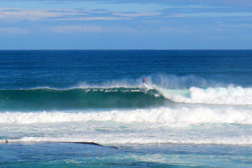 Josh Kerr at Surfers Point