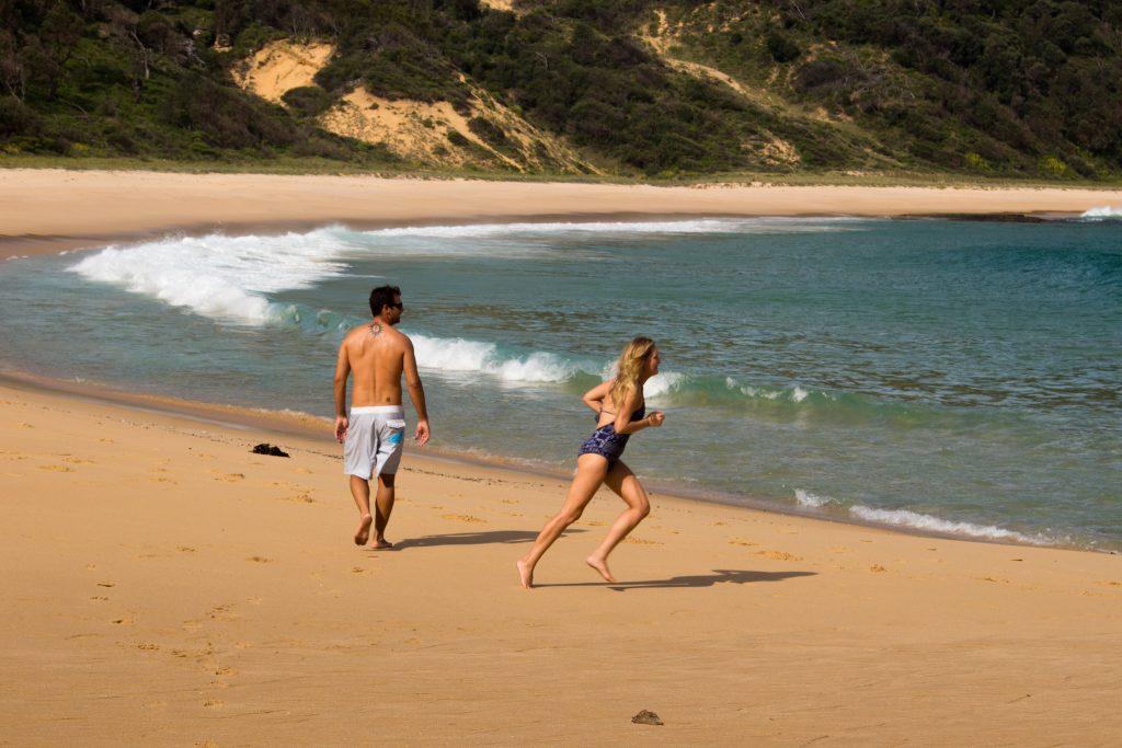 steamers beach
