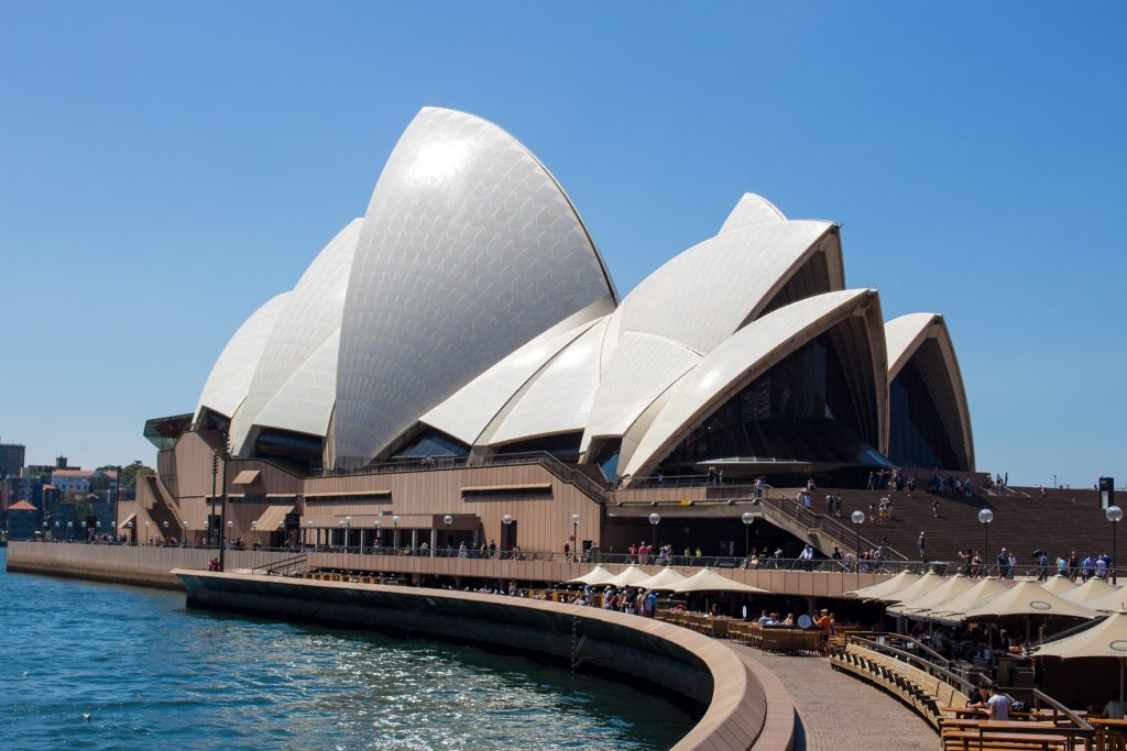Best Hotels Near Sydney Opera House