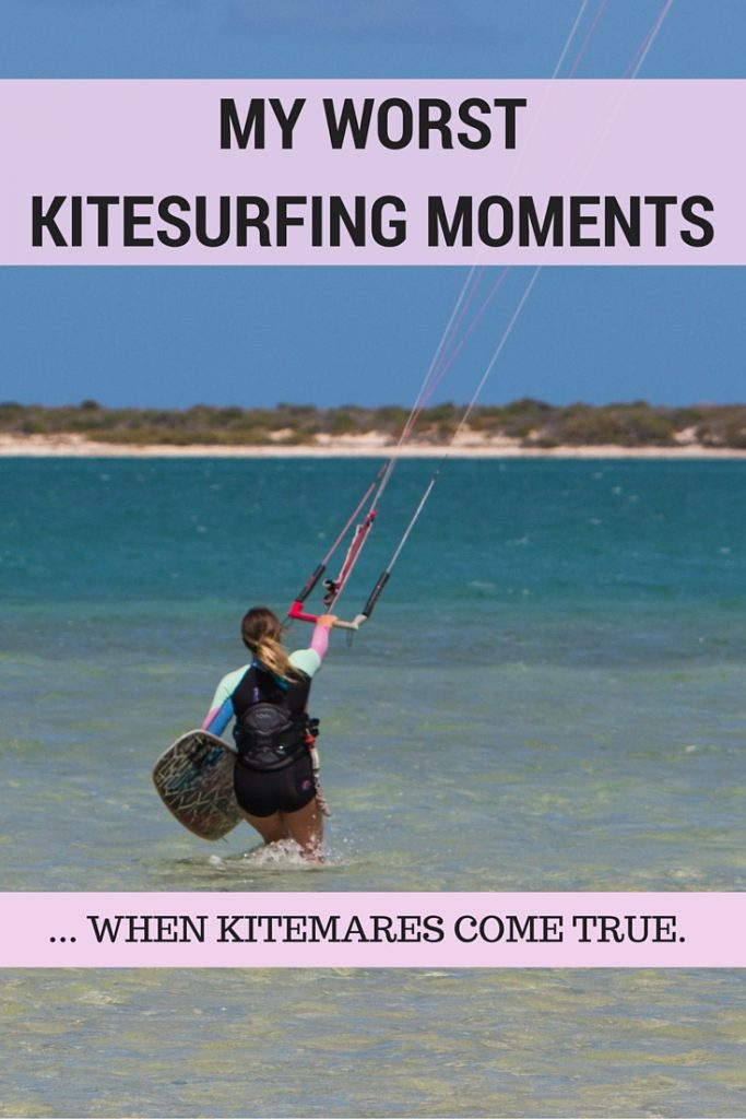 Is kitesurfing safe? If done properly, it is. But sometimes kite accidents happen. Here are the worst of mine!