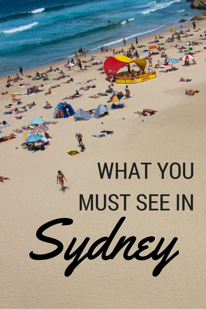 The highlights of Sydney, Australia - Don't miss seeing these highlights!