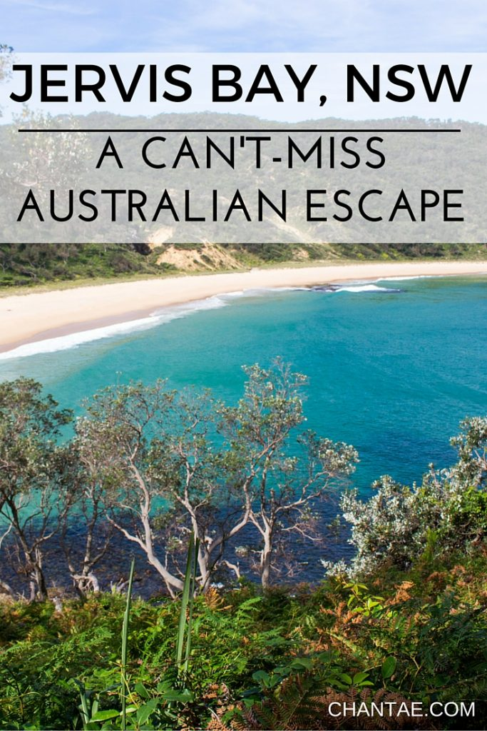 Jervis Bay in New South Wales, Australia is the perfect adventure escape out of Sydney