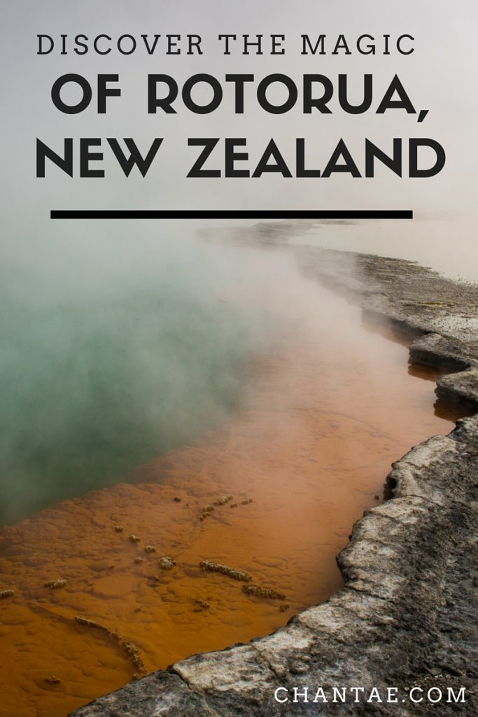 Where to eat, sleep, and explore in Rotorua, New Zealand -- including stunning Wai-O-Tapu!