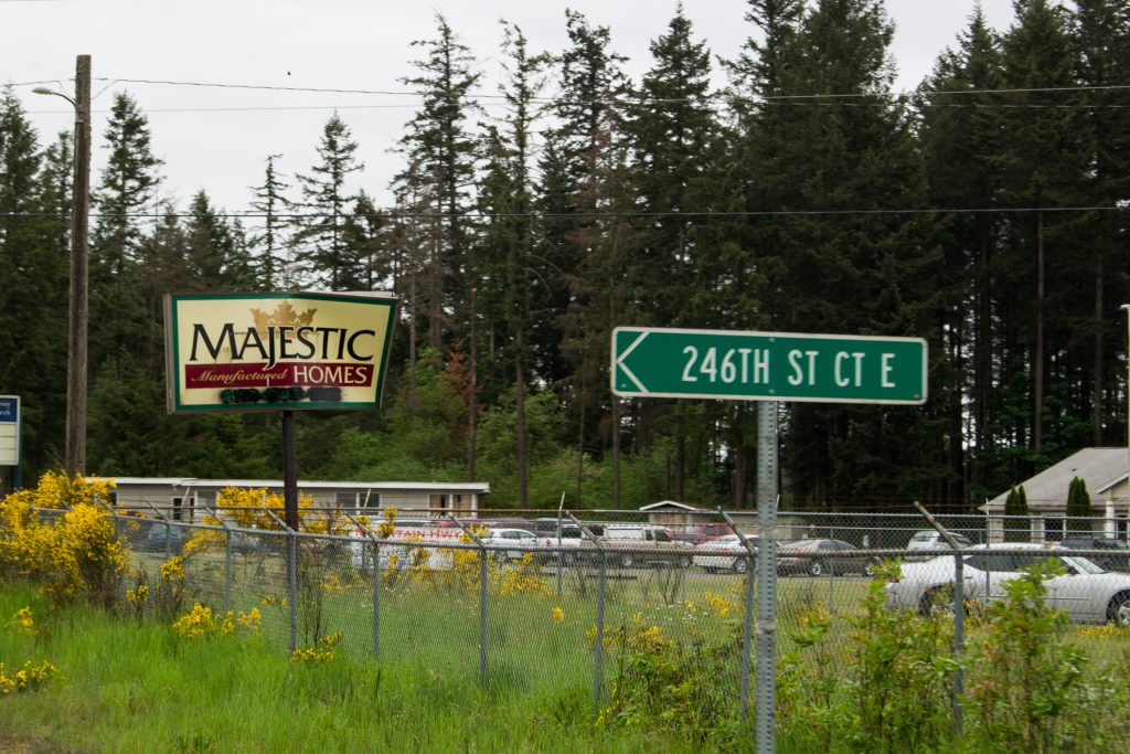 Washington Majestic Mobile Homes