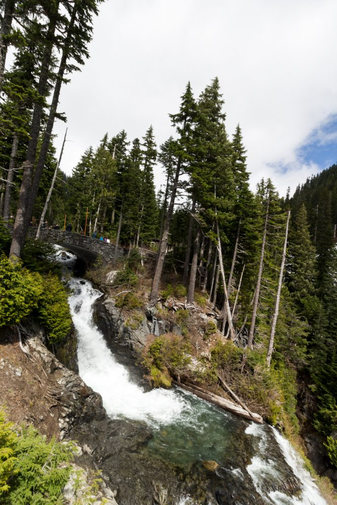 Narada Falls Mt. Rainier National Park