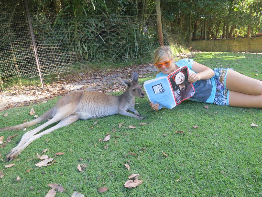 Yes, Australians really do eat kangaroo meat.