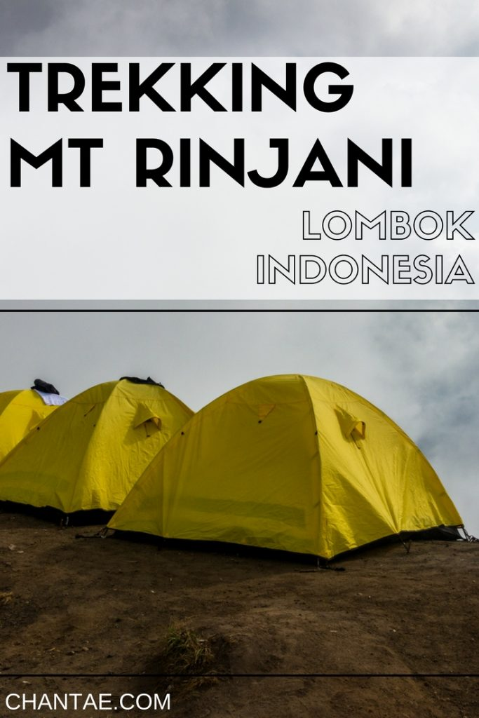 Read all about hiking Mt. Rinjani on beautiful Lombok, Indonesia, one of the most beautiful volcanoes in all of Asia. This is a firsthand account on the best trek in Indonesia.