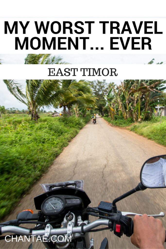 What happens when you contract a serious infection in East Timor? Medication is scarce and medical care is even harder to find. Read more about what it was like to have cellulitis in East Timor.
